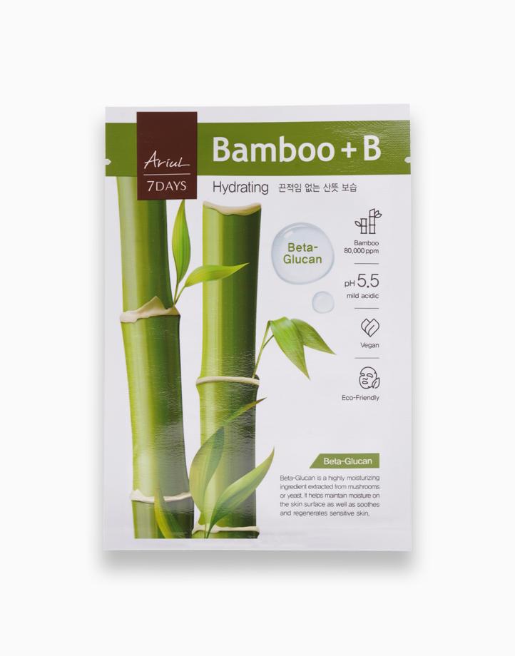 7days Mask Bamboo + B by Ariul
