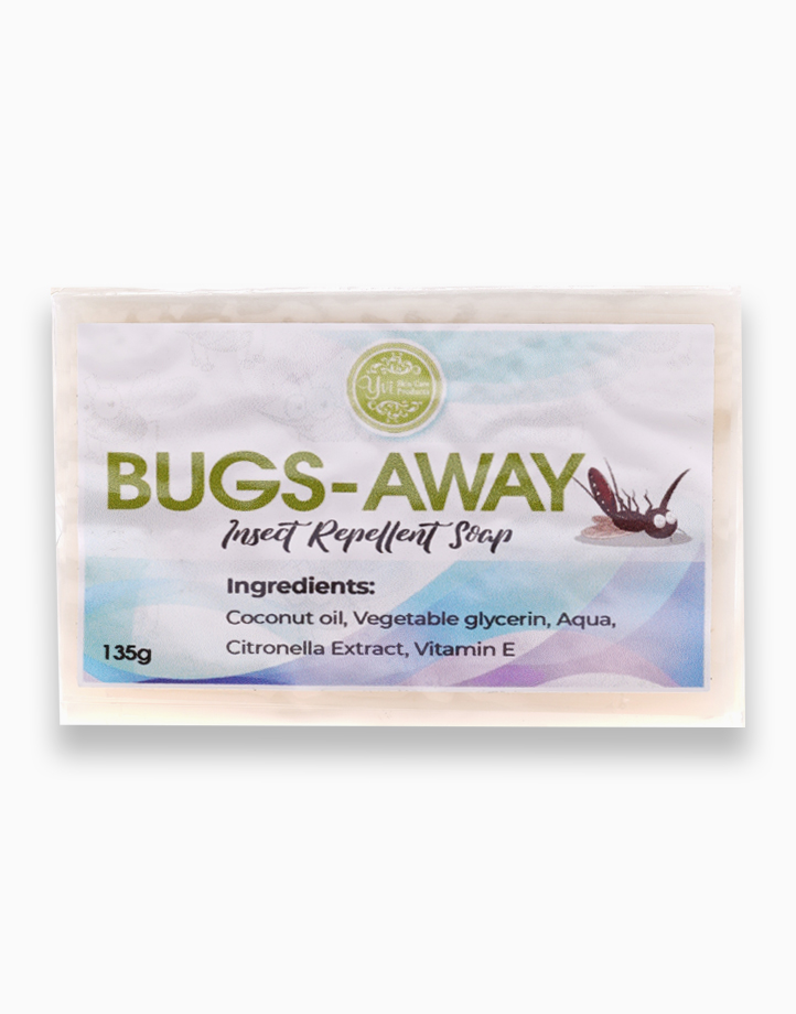 Bugs-Away Face and Body Soap by YVI Skin Care Products