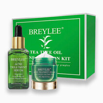 Re tea tree oil acne solution kit