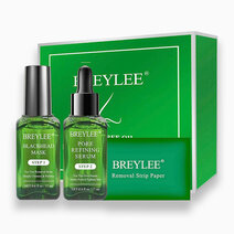 Tea Tree Oil Blackhead Removing Kit by Breylee