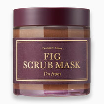 Fig Scrub Mask by I'm From