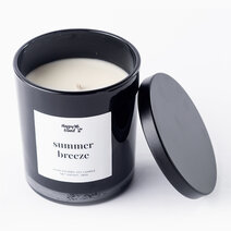 Summer Breeze Soy Candle (10oz) by Happy Island