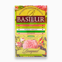 Bouquet Assorted Green Teas (25s) by Basilur