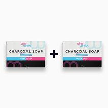 Aimi white charcoal soap %28buy 1  take 1%29
