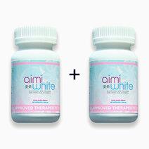 Aimi white glutathione 60 capsules %28buy 1  take 1%29