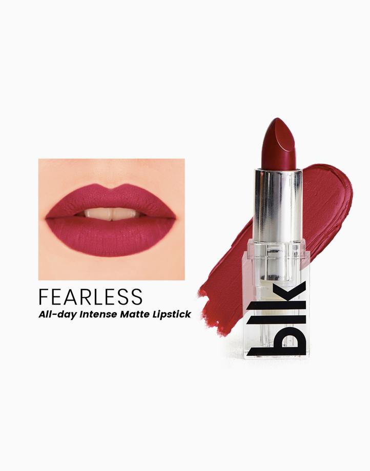 All-Day Intense Matte Lipstick (Nearest Expiry: December 01, 2021) by BLK Cosmetics | Fearless