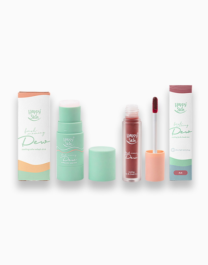 Happy Skin Dusk Set: Adapt Stick + Cooling Tint by Happy Skin  