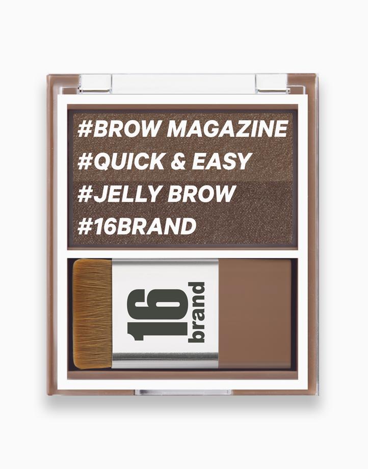 Brow Magazine by 16Brand   Ash Brown