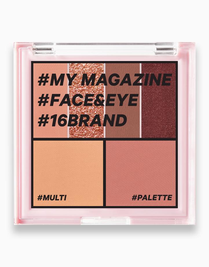 My Magazine by 16Brand   Vol. 02 Peach Coral Mood