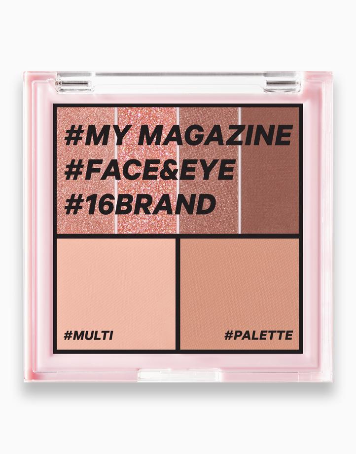 My Magazine by 16Brand   Vol. 03 Sunshine Nude Mood