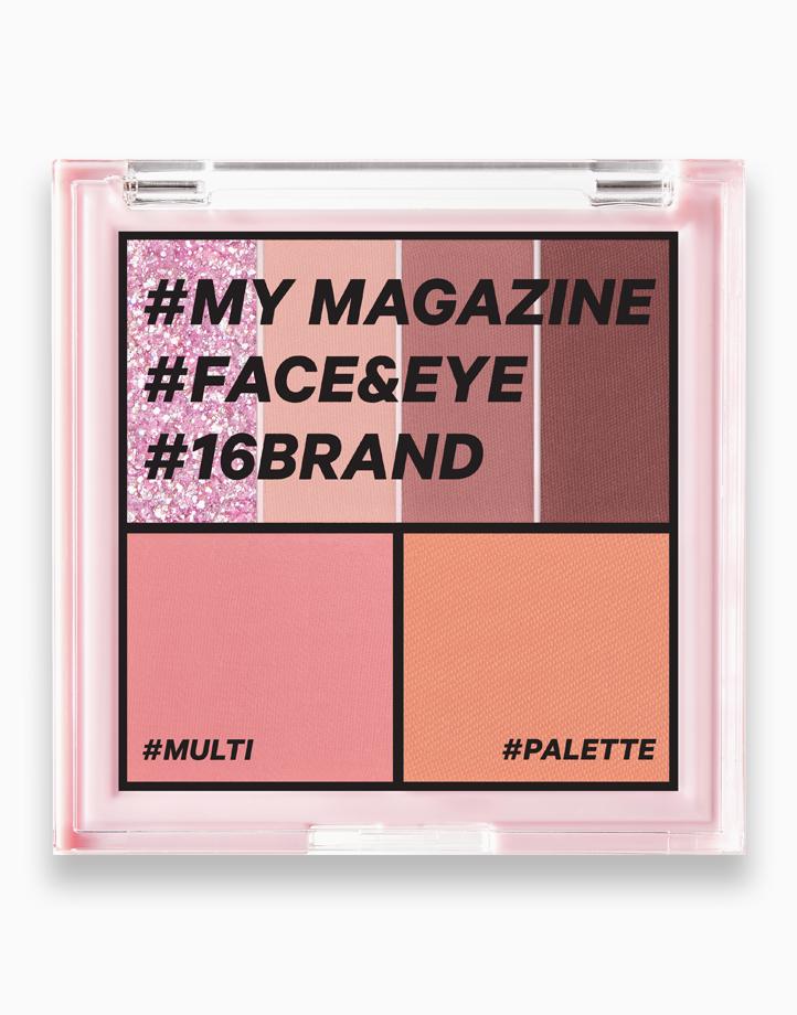 My Magazine by 16Brand   Vol. 04 Sunset Crush Mood