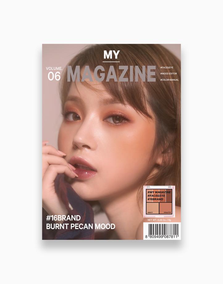 My Magazine by 16Brand   Vol. 06 Burnt Pecan Mood