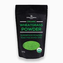 Wheatgrass Powder (100g) by UrbanGreens Market