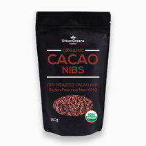 Cacao Nibs Dry Roasted (150g) by UrbanGreens Market