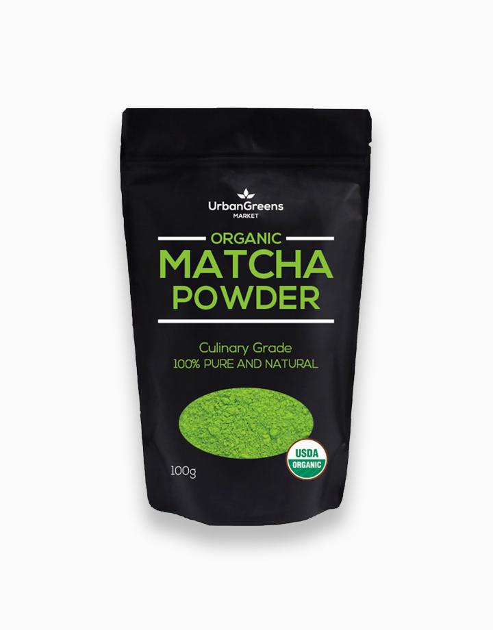 Matcha Powder (100g) by UrbanGreens Market