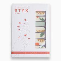 STYX Nail Wraps - Palm Springs (Designer) by Luxx Lash