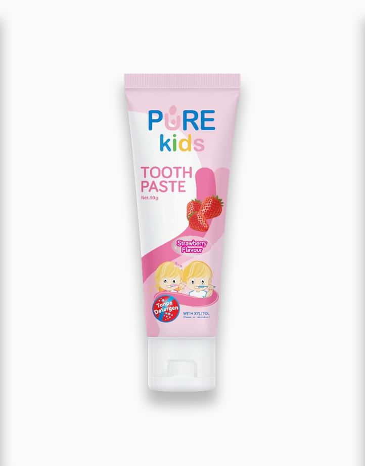 Purekids Toothpaste Strawberry (50g) by PureBB