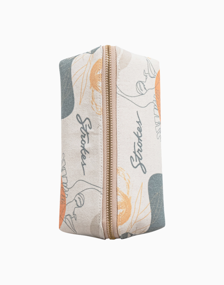 Browtiful Anywhere Pouch by Strokes Beauty Lab
