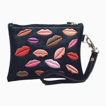 #LipItUpAnyday Pouch by Strokes Beauty Lab