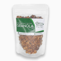Choco Peanut Butter Granola (100g) by The Green Tummy