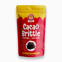 Cacao Brittle With Coco Nectar by Chocoliz