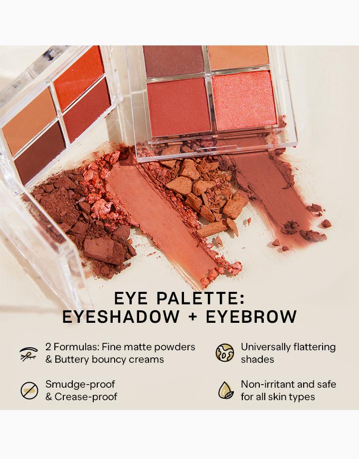 Daydream eye palette  eyeshadow eyebrow sir