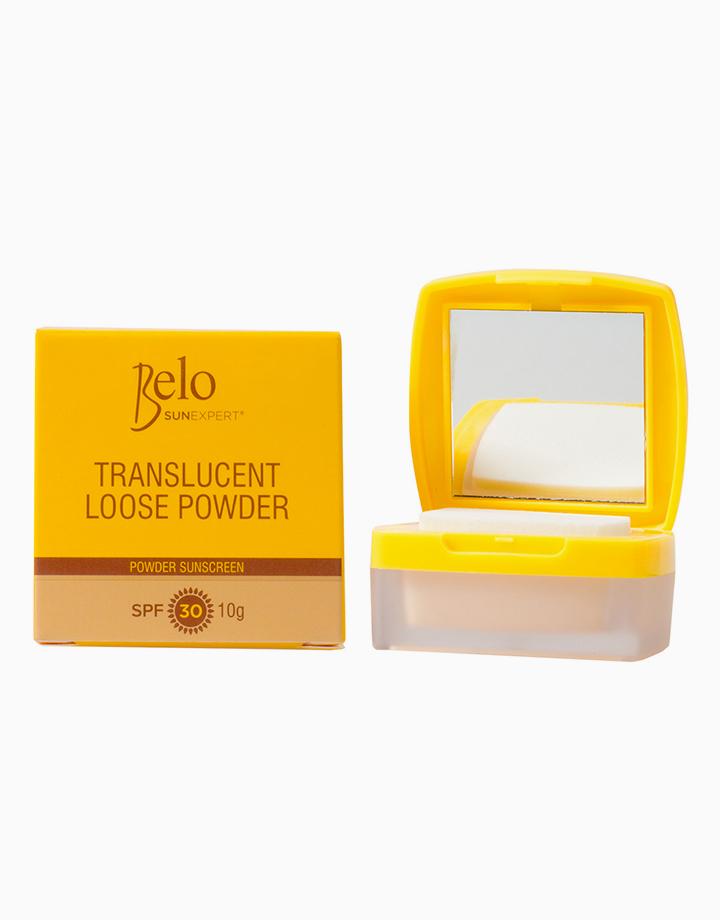 Belo SunExpert Translucent Loose Powder 10g + Free Tinted Sunscreen (10ml) by Belo