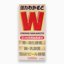 Strong Wakamoto (1000 Tablets) by Wakamoto