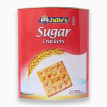 Sugar Crackers (564g) by Julie's Biscuits