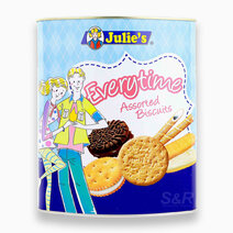 Everytime Assorted Biscuits (530g) by Julie's Biscuits