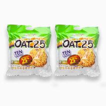 Oat 25 Ten Grains Cookies (300g - Pack of 2) by Julie's Biscuits