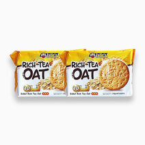 Rich Tea Oat (210g - Pack of 2) by Julie's Biscuits