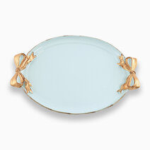 Harpery Tray (Mint) by KIMI Home and Lifestyle