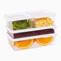 Helsinki Food Containers (4pc.) by KIMI Home and Lifestyle