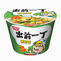 Chicken Flavor Instant Noodles in Bowl (103g) by Monde Nissin