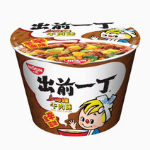 Spicy Beef Flavor Instant Noodles in Bowl (103g) by Monde Nissin