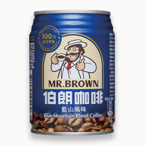 Blue Mountain Blend Coffee (240ml, Pack of 3) by Mr. Brown Coffee