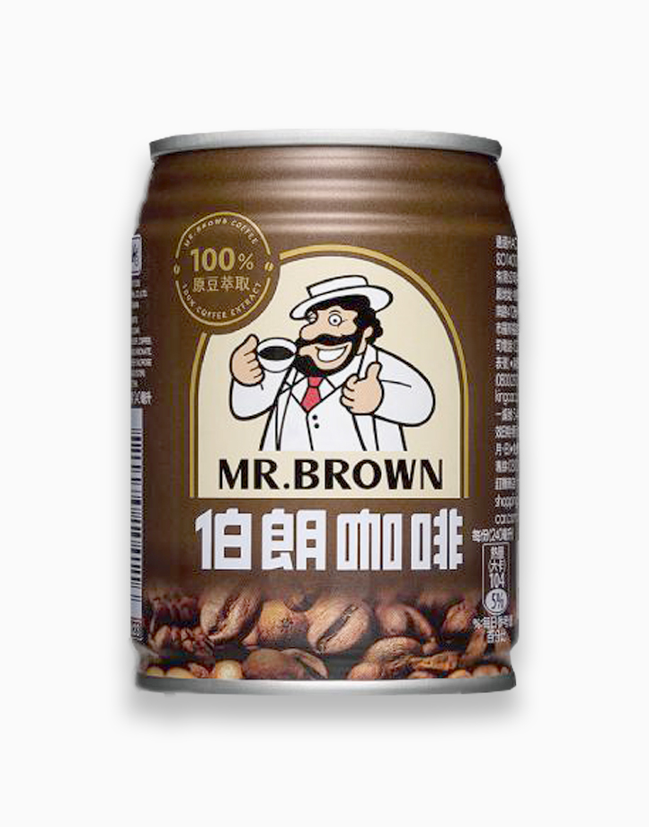 Classic Flavor Coffee (240ml, Pack of 3) by Mr. Brown Coffee