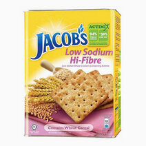 Low Sodium Hi-Fibre Biscuits (700g) by Jacob's Biscuits