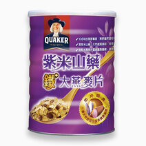 Instant Violet Rice Yam & Oat (700g) by Quaker
