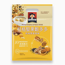 Mixed Grains & Nuts Drink Quinoa & Walnut Flavor (30g x 10) by Quaker