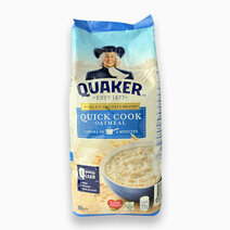 Quick Cooking Oats (Foil Pack) (800g) by Quaker