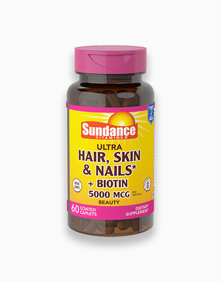 Hair, Skin, Nails 60 Tablets  by Sundance Vitamins