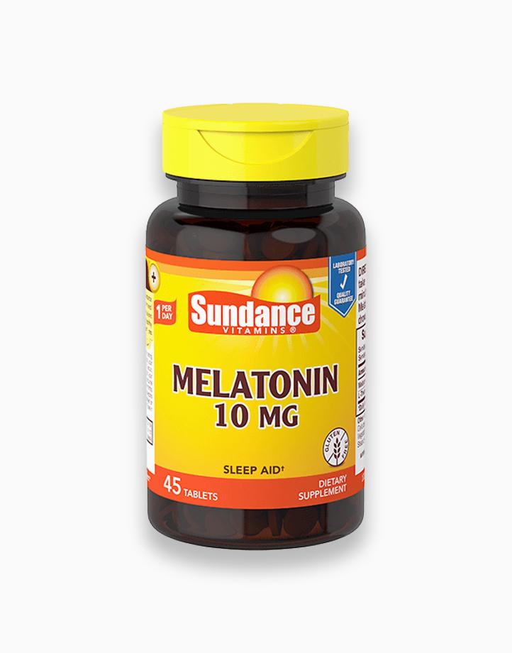 Melatonin 10 mg 45 Tablets by Sundance Vitamins