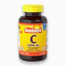 Vitamin C 1000mg w/ Bioflavonoids & Rosehips (100 Caps) by Sundance Vitamins