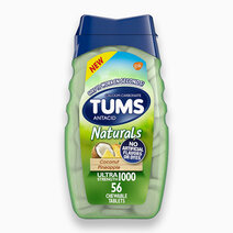 Antacid Naturals Coconut Pineapple - Ultra Strength 1000 by Tums