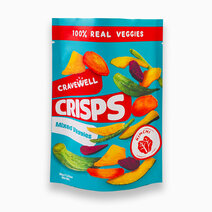 Mixed Veggie Crisps in Kimchi (35g) by Cravewell