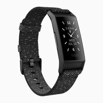 Charge 4 Special Edition Granite Reflective Woven by Fitbit