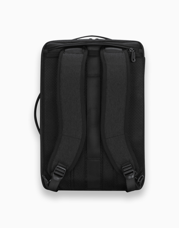 """Cypress EcoSmart 15.6"""" Convertible Backpack by Targus   Black"""