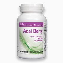 Acai Berry (500mg) by Preferred Nutrition